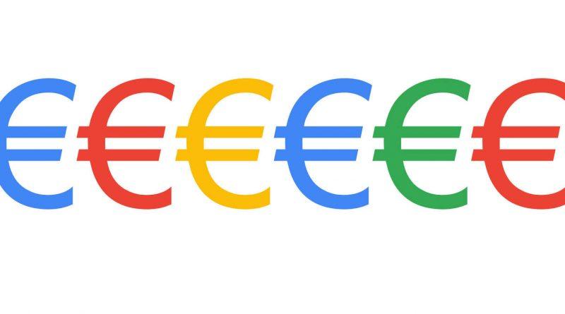 amende pour google