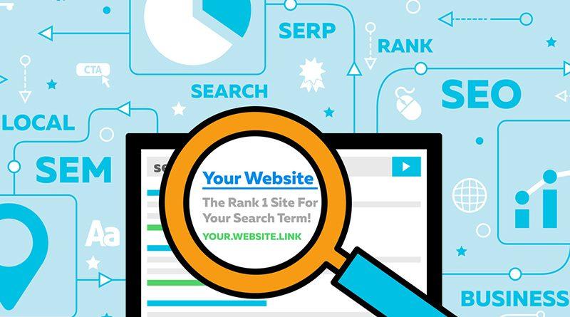 recherche personnalisée moteur de recherche SERP