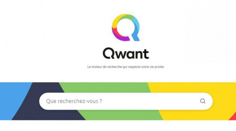 qwant info moteur recherche